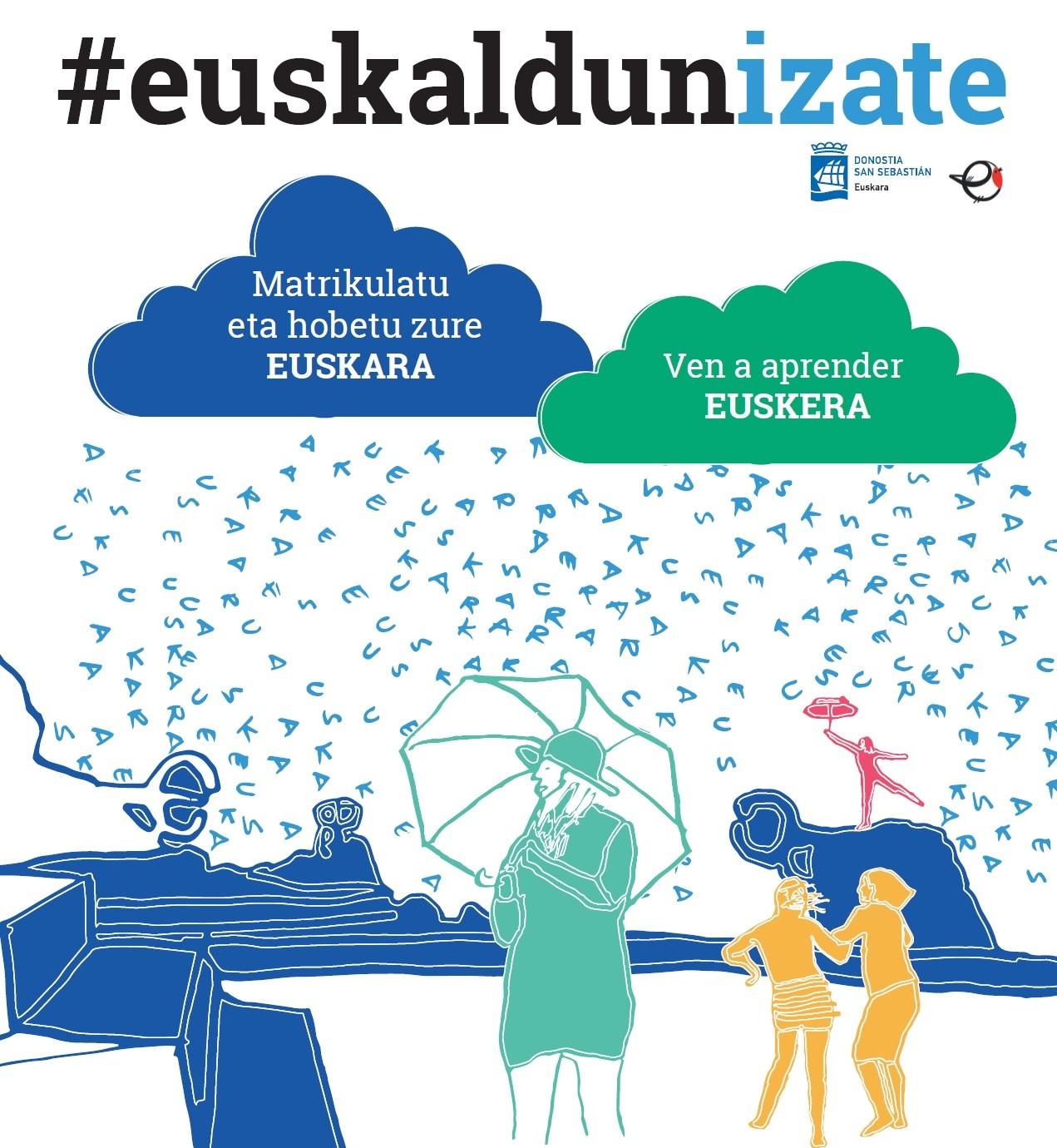 168 alumnos y alumnas de Ilazki han recibido la subvención del Ayuntamiento de Donostia
